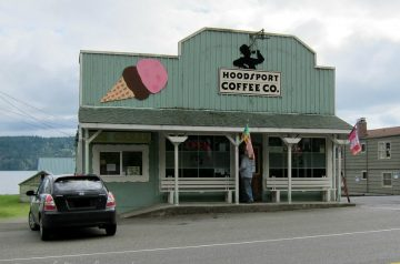 Hood Canal Hoodsport Coffee